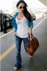 Megan Fox Spotted in True Religion